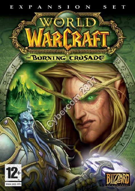 World of WarCraft - Burning Crusade (2008) RUS.